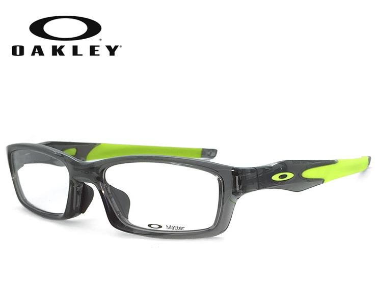 オークリー メガネ Crosslink ox8118-0256 OAKLEY 眼鏡 クロスリンク メンズ レディース アジアンフィット オークレー