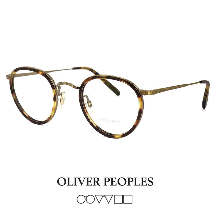 オリバーピープルズ OLIVER PEOPLES メガネ ov1104 5039 mp-2 眼鏡 [ 度付き,ダテ眼鏡,クリアサングラス,老眼鏡 として対応可能 ] メンズ レディース 丸メガネ 丸眼鏡 ラウンド ボストン クラシック