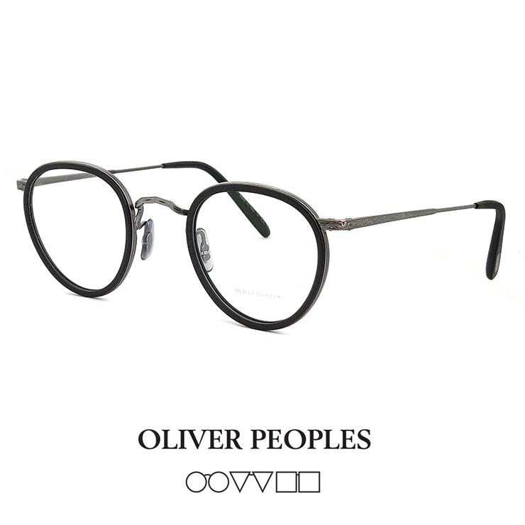 オリバーピープルズ OLIVER PEOPLES メガネ ov1104 5244 mp-2 眼鏡 [ 度付き,ダテ眼鏡,クリアサングラス,老眼鏡 として対応可能 ] メンズ レディース 丸メガネ 丸眼鏡 ラウンド ボストン クラシック