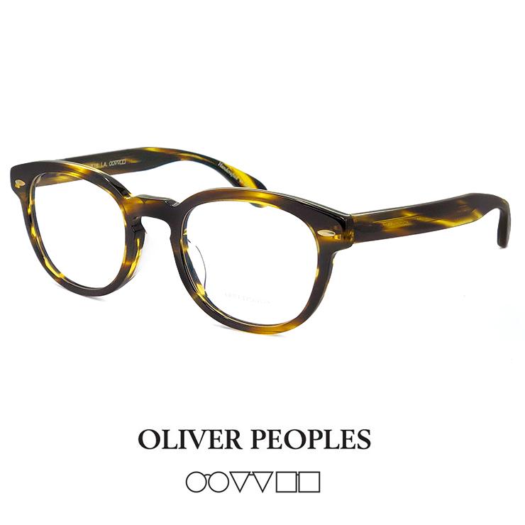 オリバーピープルズ OLIVER PEOPLES メガネ アジアンフィット ov5036a 1003l sheldrake 眼鏡 [ 度付き,ダテ眼鏡,クリアサングラス,老眼鏡 として対応可能 ] ボストン メンズ レディース クラシック