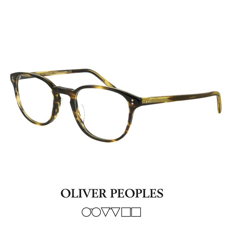 オリバーピープルズ OLIVER PEOPLES メガネ アジアンフィット ov5219f 1003 fairmont 眼鏡 [ 度付き,ダテ眼鏡,クリアサングラス,老眼鏡 として対応可能 ] フェアモント ボストン メンズ レディース クラシック