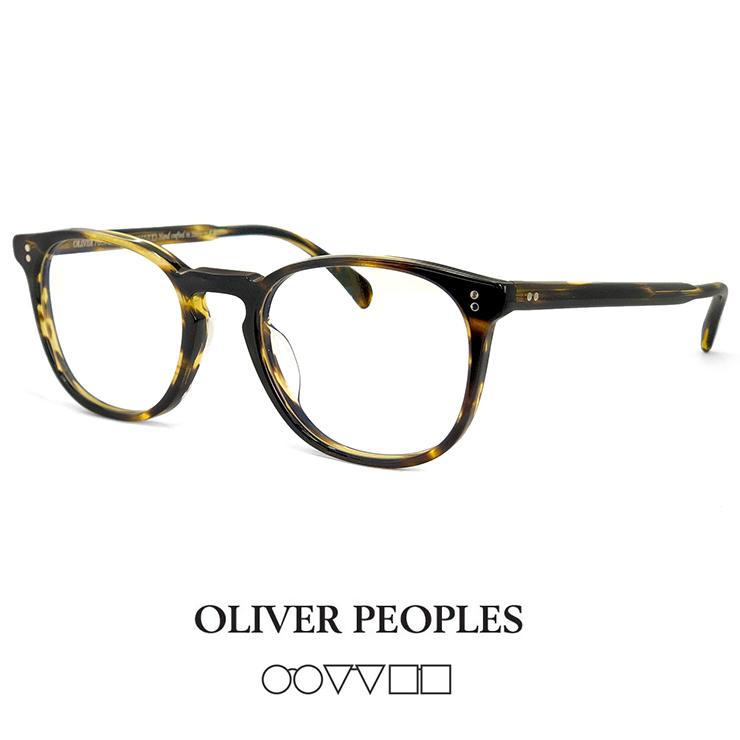 オリバーピープルズ OLIVER PEOPLES メガネ フルフィッティングモデル ov5298f 1003 finley 眼鏡 [ 度付き,ダテ眼鏡,クリアサングラス,老眼鏡 として対応可能 ] ウェリントン メンズ M~Lサイズ / レディース Lサイズ クラシック