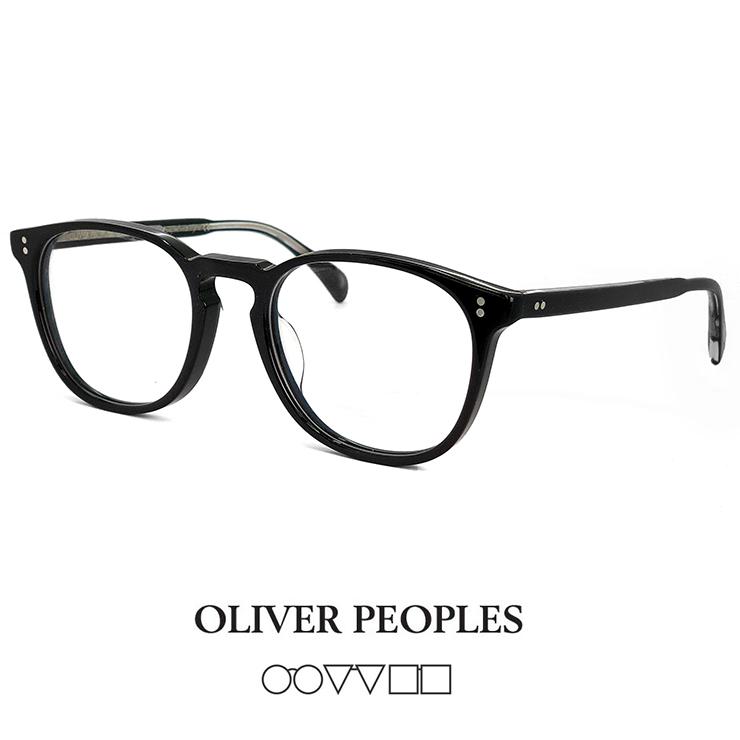 オリバーピープルズ OLIVER PEOPLES メガネ フルフィッティングモデル ov5298f 1492 finley 眼鏡 [ 度付き,ダテ眼鏡,クリアサングラス,老眼鏡 として対応可能 ] ウェリントン メンズ M~Lサイズ / レディース Lサイズ クラシック