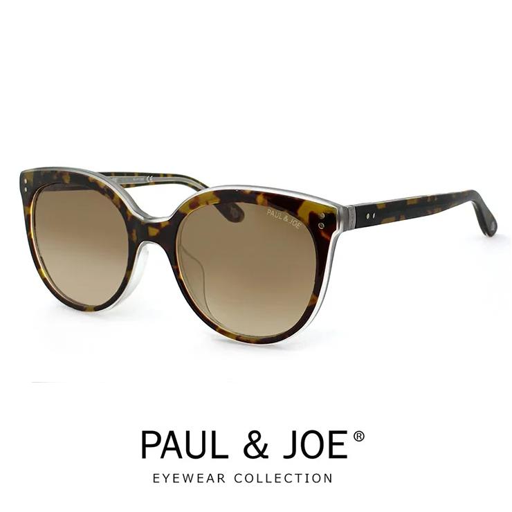 ポール&ジョー サングラス oceane03a-e219 paul & joe レディース 女性用 キャットアイ PAUL&JOE べっ甲