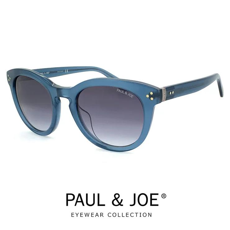 ポール&ジョー サングラス pelicano02a-bl81 paul & joe レディース 女性用 PAUL&JOE