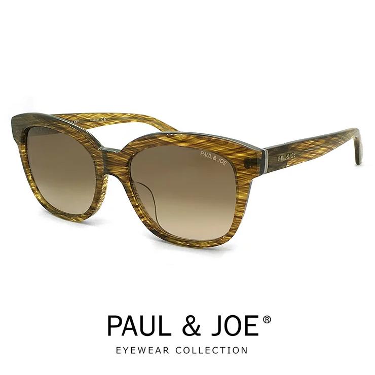ポール&ジョー サングラス sika01a-e220 paul & joe レディース 女性用 フォックス ウェリントン PAUL&JOE