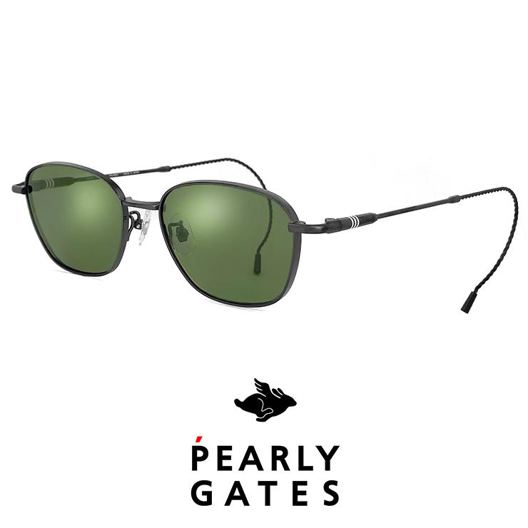 日本製 PEARLY GATES パーリーゲイツ メンズ サングラス pg-8903-3 ゴルフ サングラス pearly gates (パーリー ゲイツ) 巻きつる