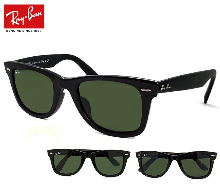 62d5e17d3b Ray-Ban Wayfarer RayBan sunglasses RB2140F (901) (902)   2140 WAYFARER