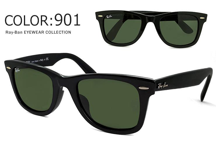 7f76e1ae15 Ray-Ban Wayfarer RayBan sunglasses RB2140F (901) (902)   2140 WAYFARER