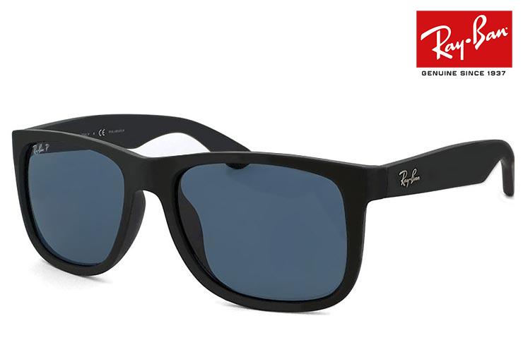 レイバン 偏光サングラス Ray-Ban RB4165f ( 622/2v ) 正規商品販売店 JUSTIN ジャスティン メンズ レディース 偏光レンズ 6222v フルフィッティングモデル