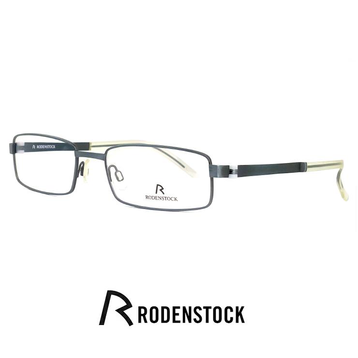 ローデン ストック 眼鏡 ( めがね ) RODEN STOCK R4686 ( C ) [ 度付き・伊達メガネ・クリアサングラス・老眼鏡として 対応可能な UVカット レンズ 付き ]