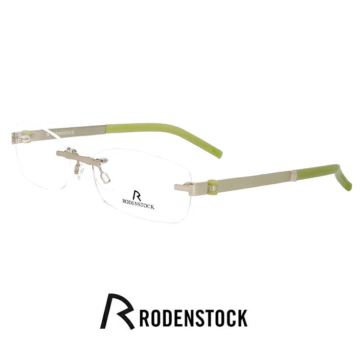 ローデン ストック 眼鏡 ( めがね ) RODEN STOCK R4712 ( A ) [ 度付き・伊達メガネ・クリアサングラス・老眼鏡として 対応可能な UVカット レンズ 付き ]