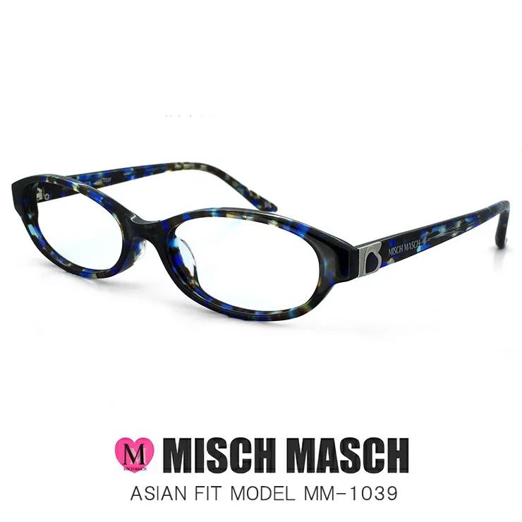 MISCH MASCH レディース 眼鏡 mm-1039-4 CanCamやRayなどの人気ブランド ミッシュマッシュ メガネ 女性用 [ 度付き 度なし ダテ眼鏡 クリアサングラス 老眼鏡 対応可能 ] かわいい 人気の オススメ めがね UVカット 紫外線対策