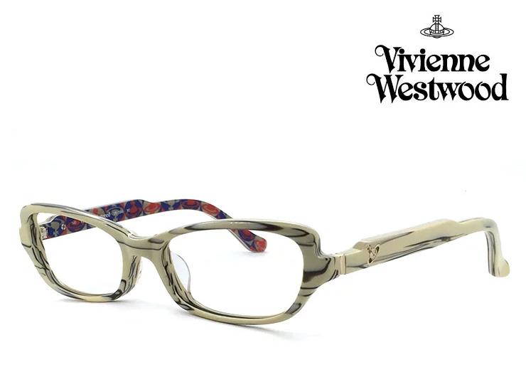 ヴィヴィアン ウエストウッド メガネ Vivienne Westwood 眼鏡 vw7046 ( wc ) レディース【 度付き ダテ眼鏡 クリアサングラス 老眼鏡 全て対応 UVカットレンズ付 】