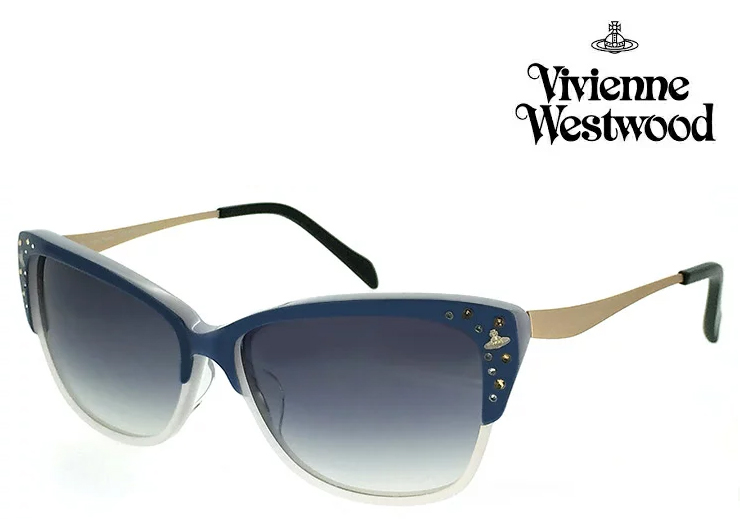 ヴィヴィアン ウエストウッド サングラス Vivienne Westwood vw7750-nv UVカット 紫外線対策 レディース 女性用