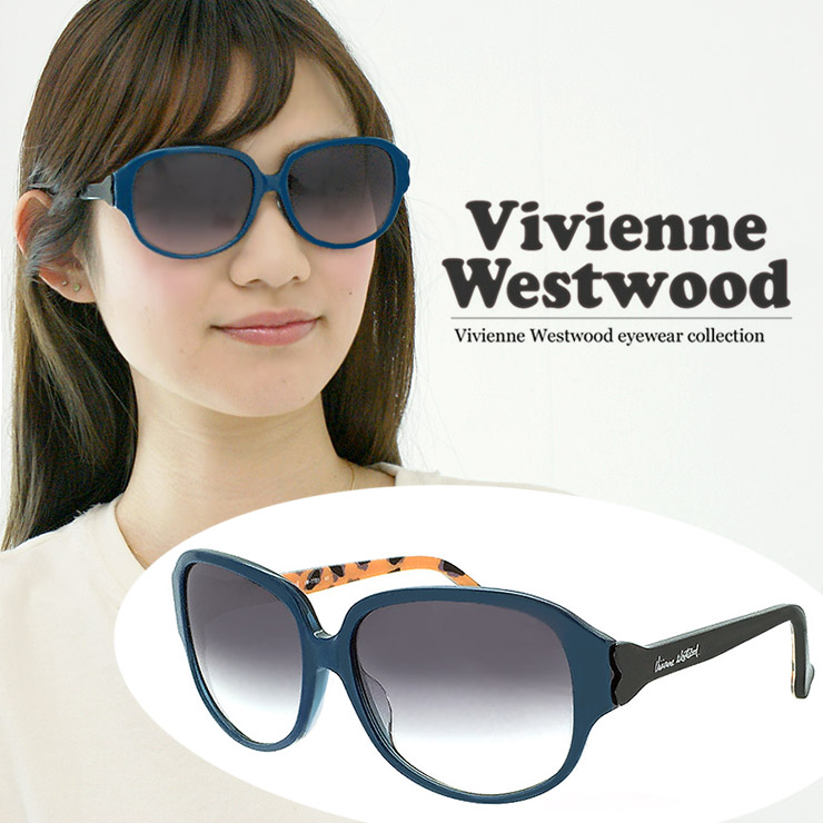 ヴィヴィアン ウエストウッド サングラス Vivienne Westwood vw7751-ny UVカット 紫外線対策 レディース 女性用