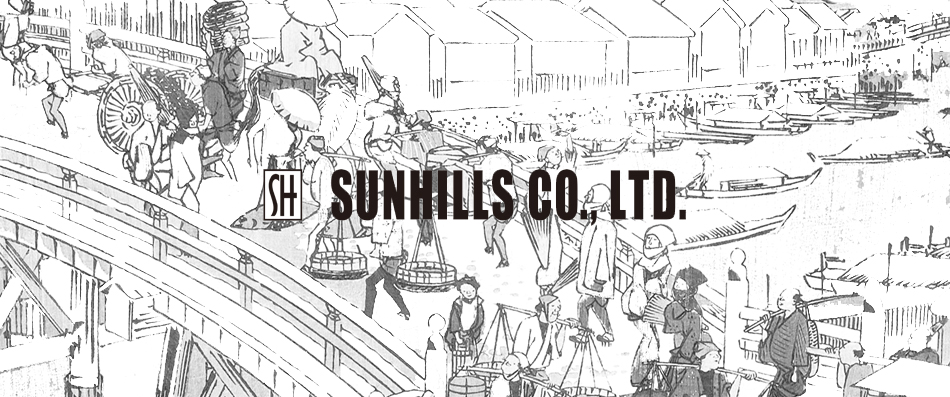 SUNHILLS:ミセスファッションとカシミヤ製品のお店