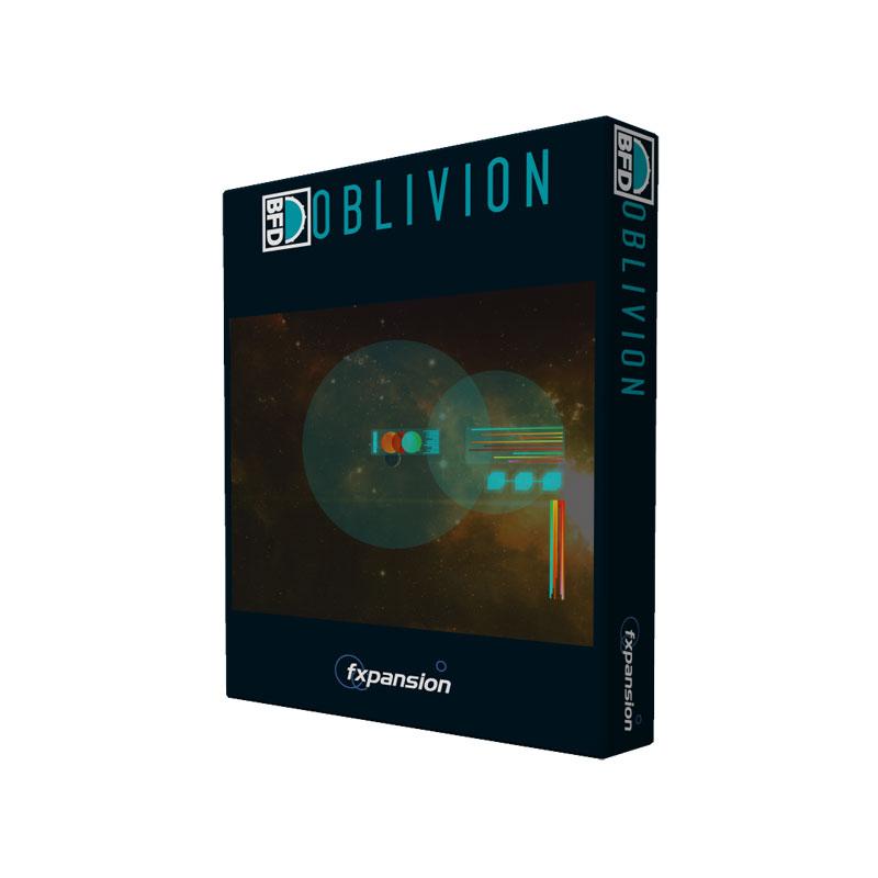 FXPANSION OBLIVION BFD EXPANSION PACK ダウンロード版 安心の日本正規品!拡張音源