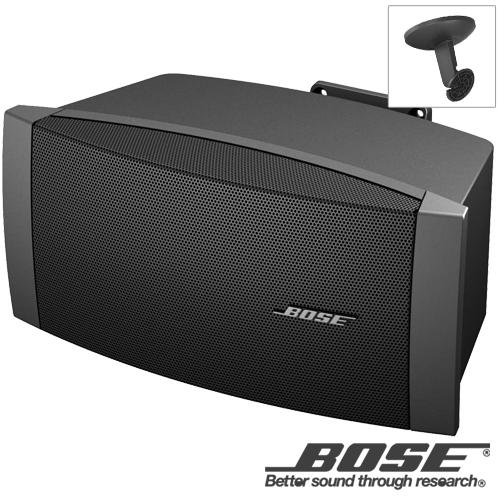 BOSE DS100SE-CMB ブラック 1本単品 ブラケット付属!日本正規品!全天候型 天井吊りスピーカー