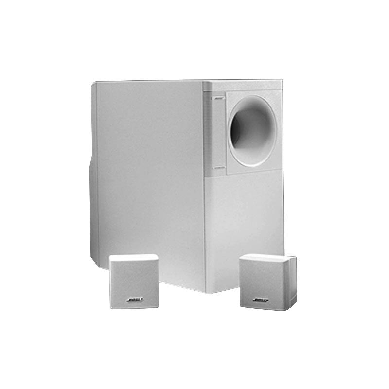 BOSE FS3-2W ホワイト 壁掛け/天井吊り 2x1スピーカーシステム