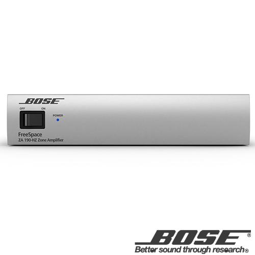 BOSE FreeSpace ZA190-HZ 【開封品処分】日本正規品!ハイ・インピーダンス専用