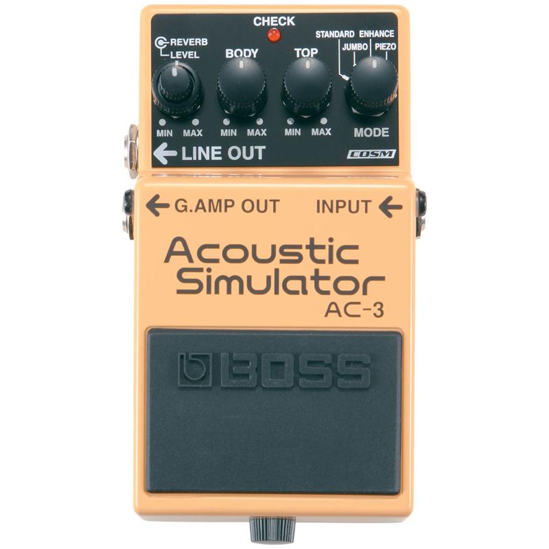 BOSS AC-3 アコースティックシミュレーター