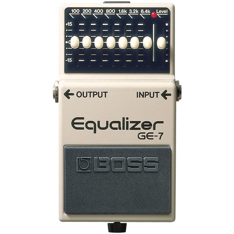 BOSS GE-7 EQUALIZER ギターイコライザー