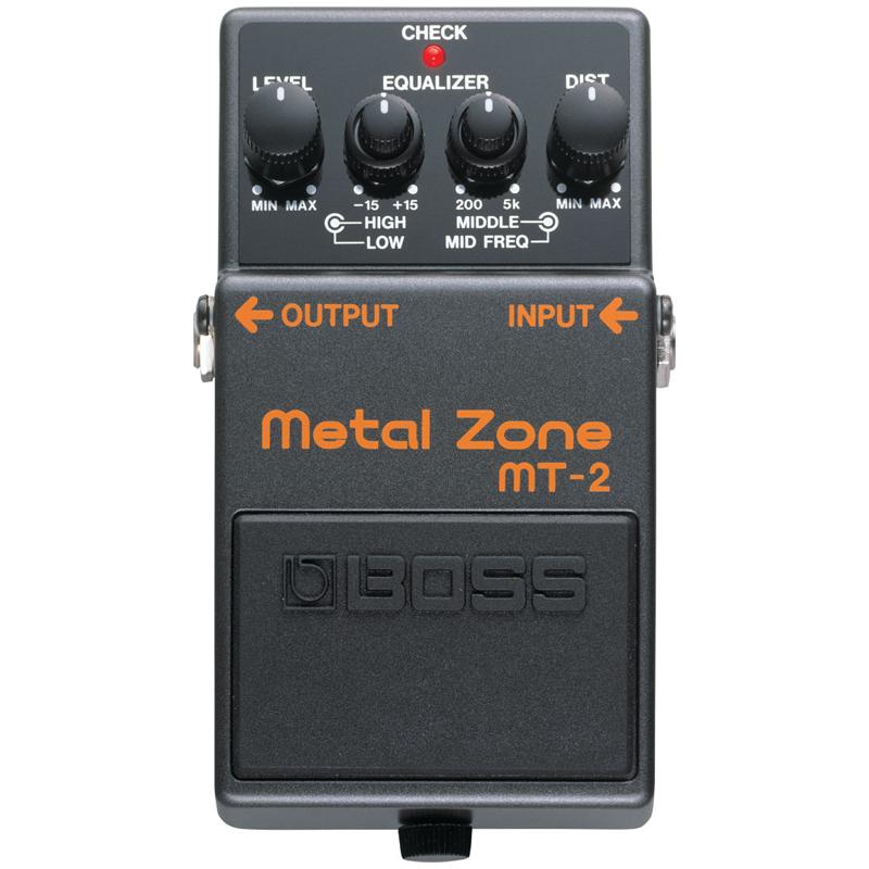 BOSS MT-2 METAL ZONE ディストーション