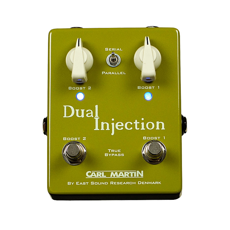 CARL MARTIN DUAL INJECTION クリーンブースター 安心の日本正規品!