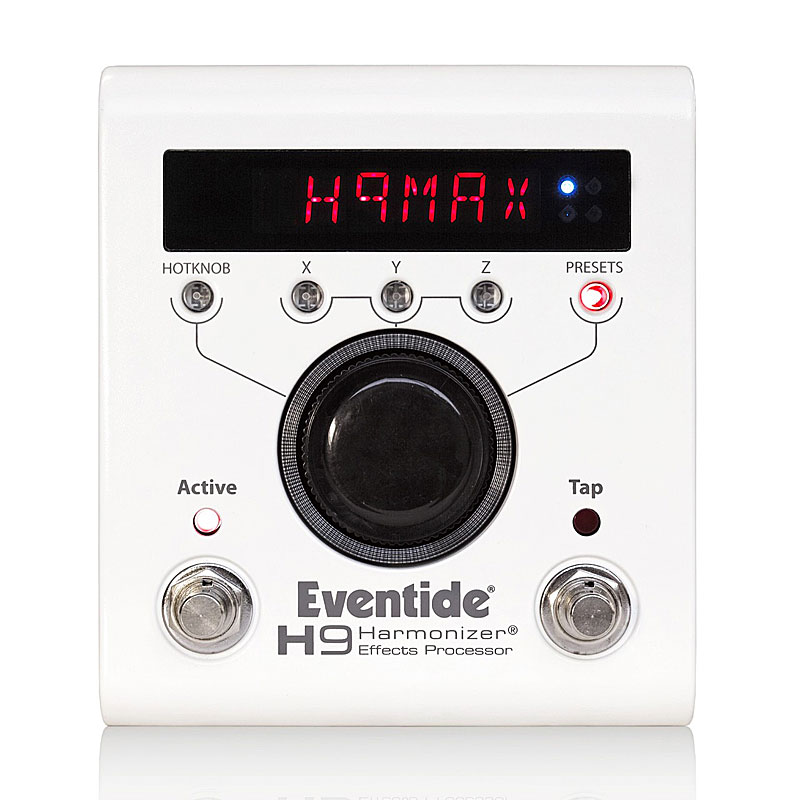 EVENTIDE H9 MAX マルチエフェクター 安心の日本正規品!