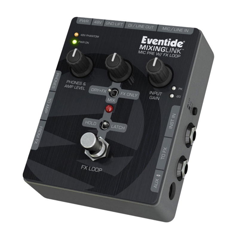 EVENTIDE MIXING LINK 【国内用ACアダプタ付属】【決算特価/在庫限り】安心の日本正規品!
