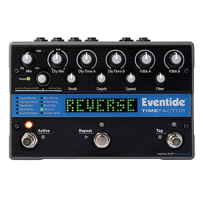 EVENTIDE TIMEFACTOR 安心の日本正規品!ディレイ