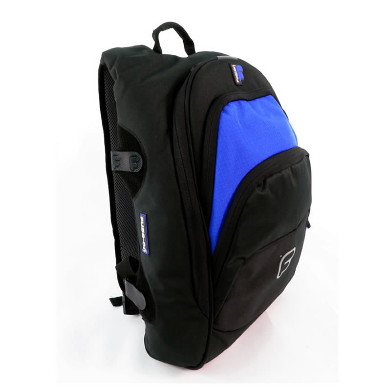 FUSION BAG LAPTOP BACKPACK BLUE