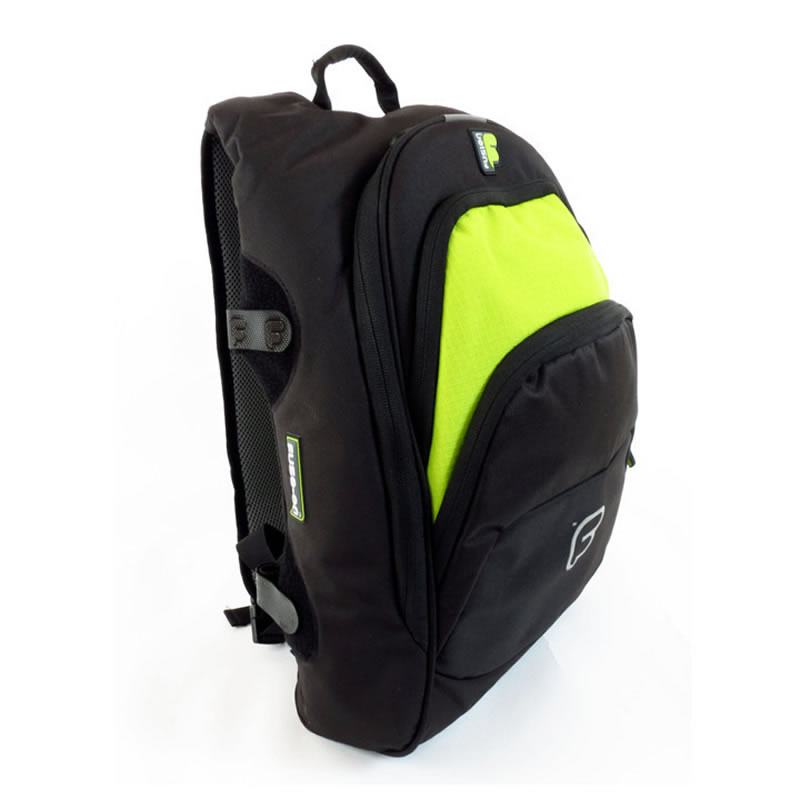 FUSION BAG LAPTOP BACKPACK LIME