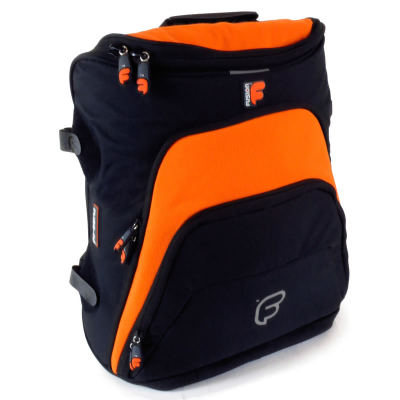 FUSION BAG WORKSTATION BACKPACK ORANGE
