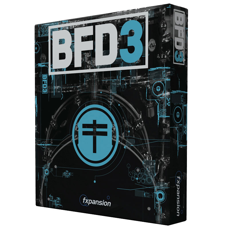 FXPANSION BFD3 Download パッケージ版 安心の日本正規品!
