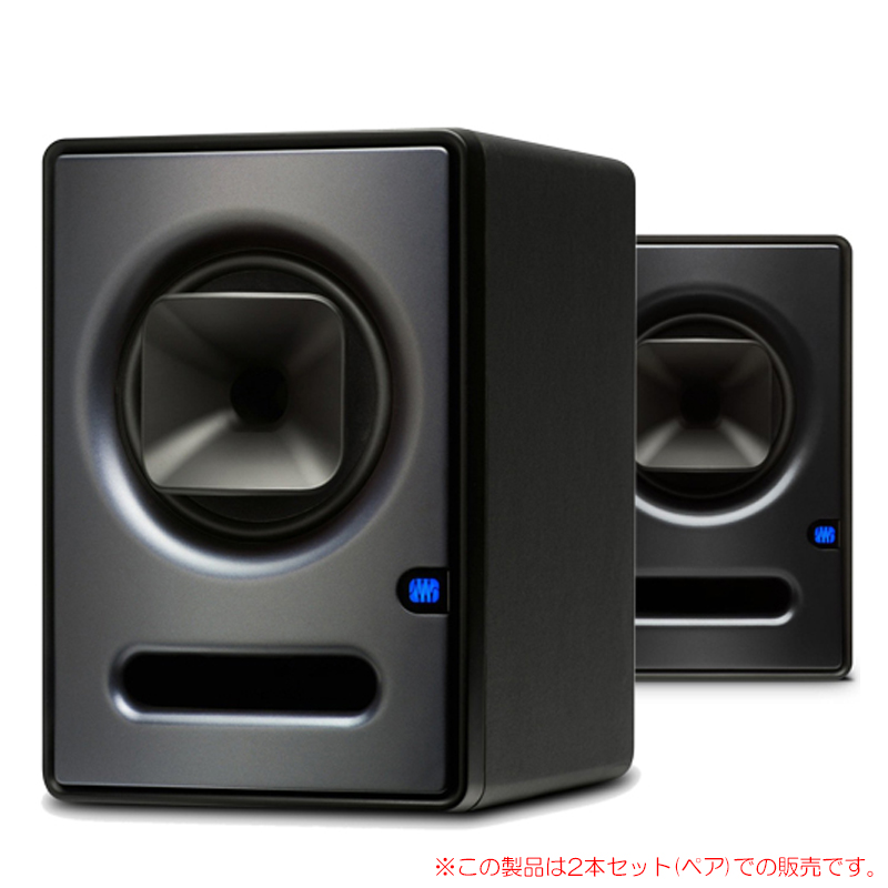 PRESONUS SCEPTRE S6 ペア 安心の日本正規品!2way同軸アクティブスピーカー