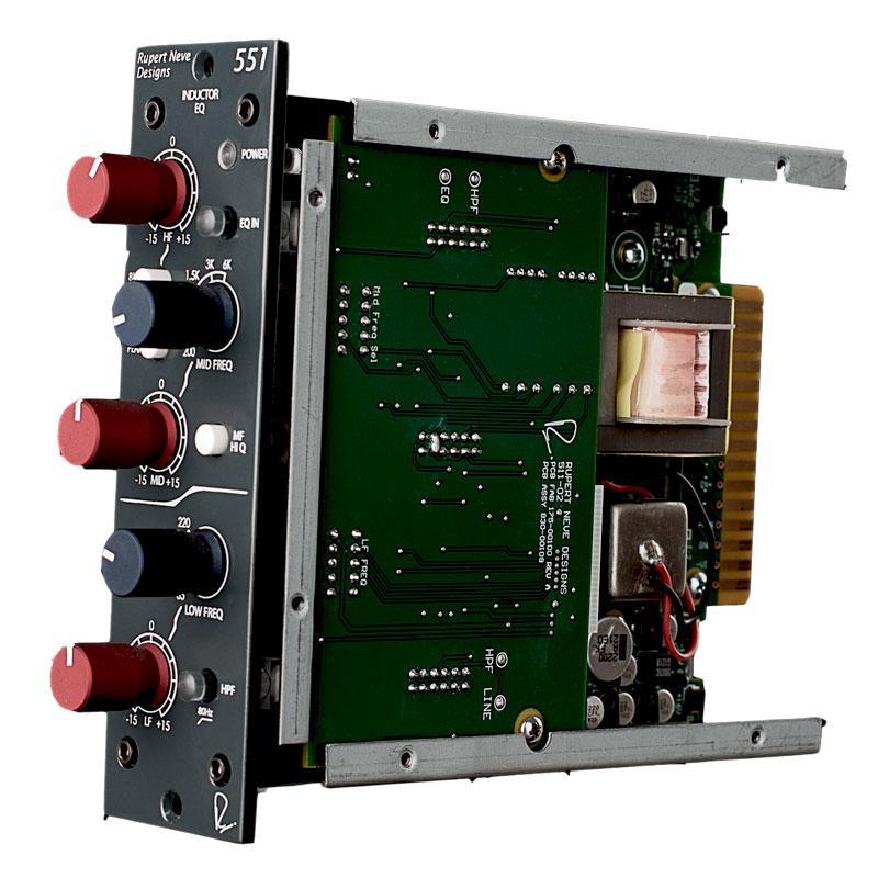 RUPERT NEVE DESIGNS PORTICO 551 Inductor EQ 安心の日本正規品!代引手数料無料!