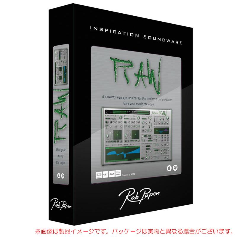 ROB PAPEN RAW 【特価品!最後の1本!】安心の日本正規品!