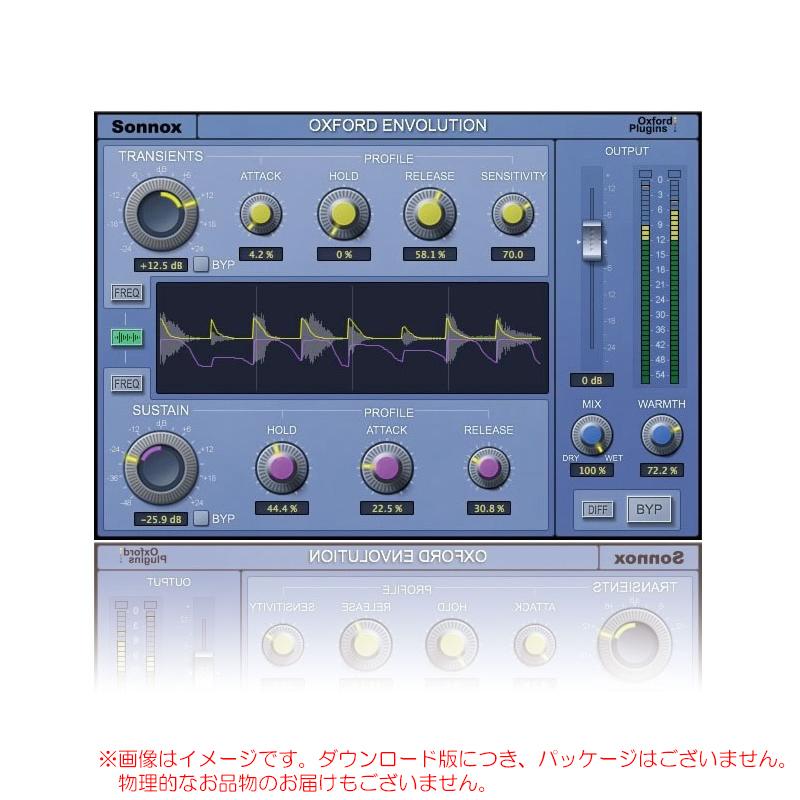SONNOX OXFORD ENVOLUTION Native 安心の日本正規品!