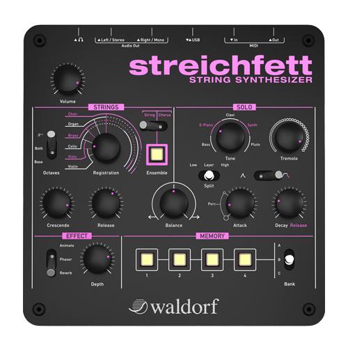 WALDORF STREICHFETT 安心の日本正規品!