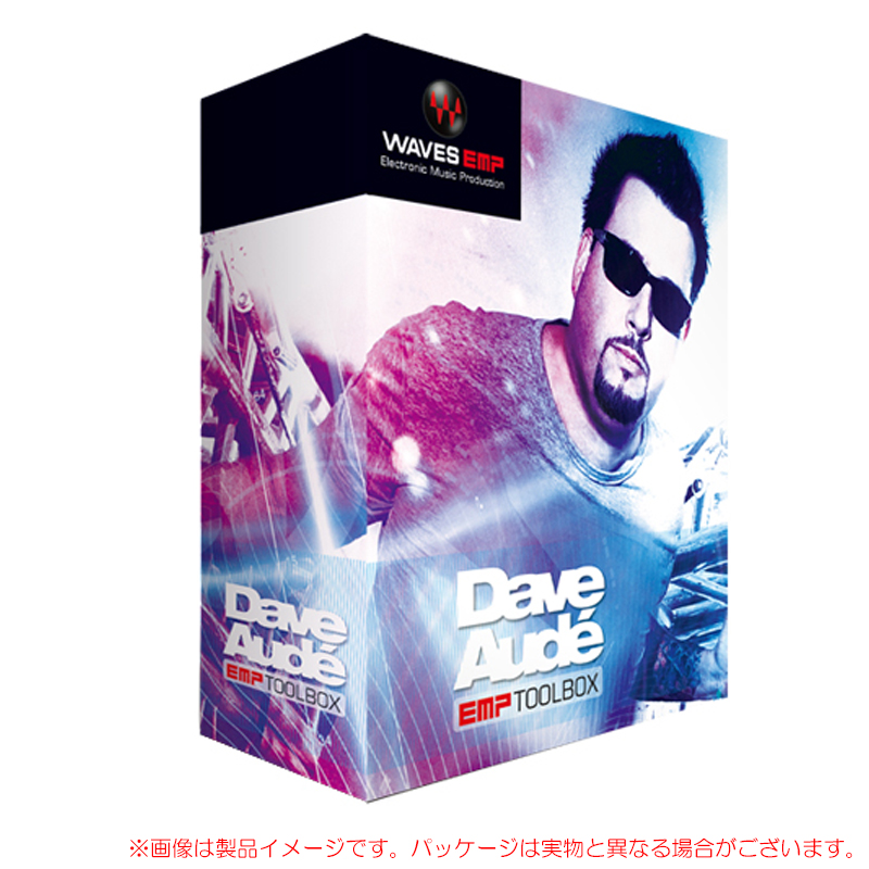 WAVES DAVE AUDE EMP TOOLBOX 安心の日本正規品!