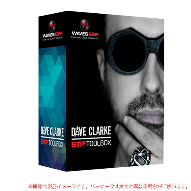 WAVES DAVE CLARKE EMP TOOLBOX 安心の日本正規品!