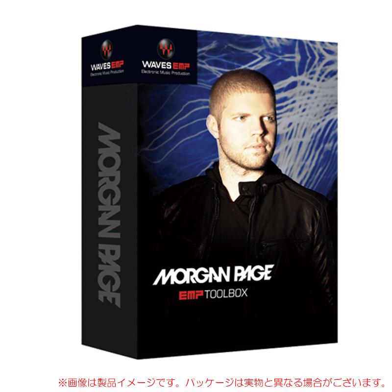 WAVES MORGAN PAGE EMP TOOLBOX 安心の日本正規品!