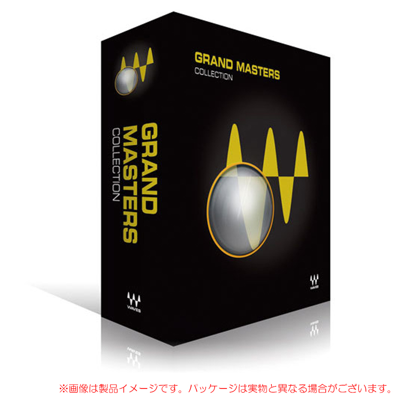 WAVES GRAND MASTERS COLLECTION 安心の日本正規品!