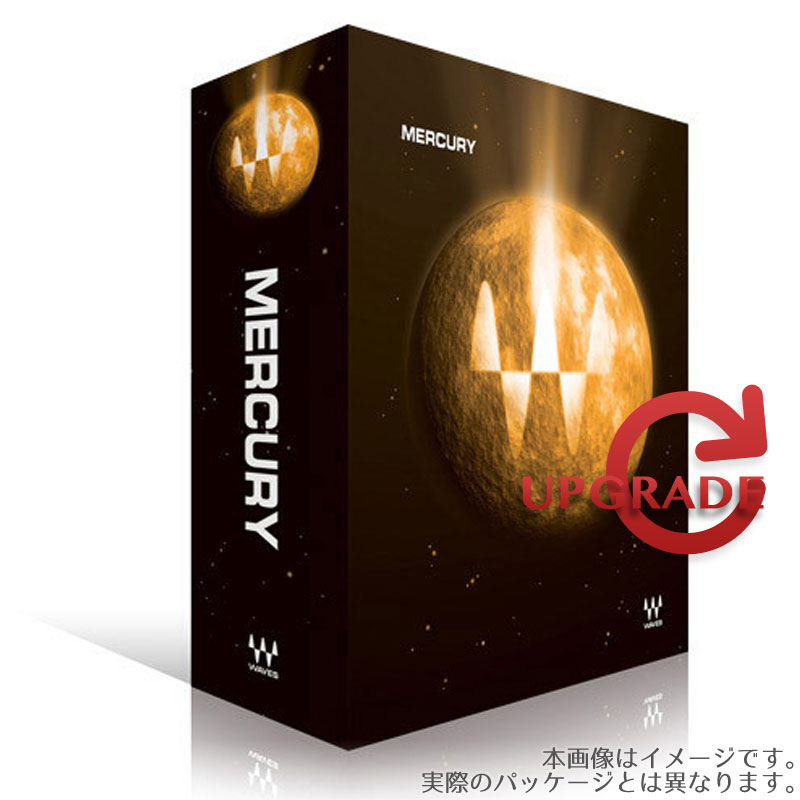 WAVES MERCURY Upgrade from HORIZON 安心の日本正規品!