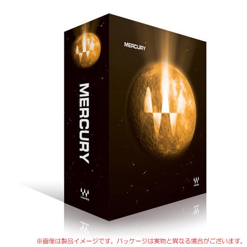 WAVES MERCURY BUNDLE 安心の日本正規品!