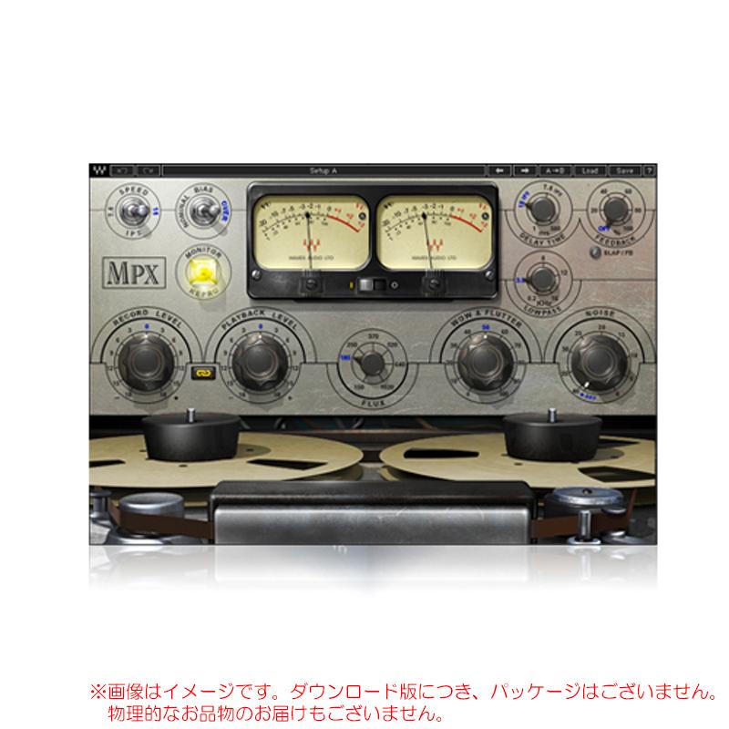WAVES KRAMER MASTER TAPE ダウンロード版 安心の日本正規品!