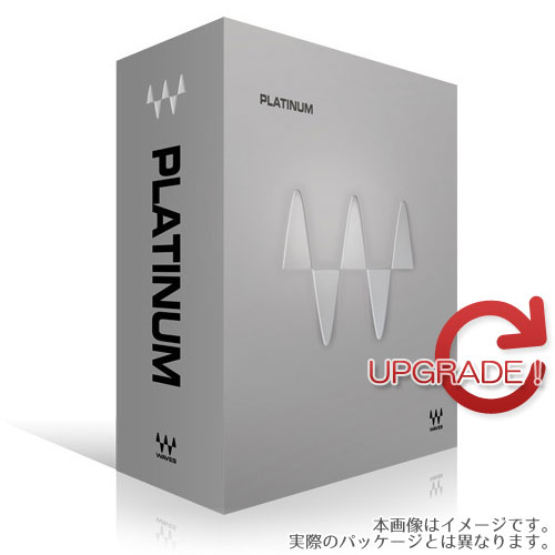 WAVES PLATINUM Upgrade from SILVER 安心の日本正規品!