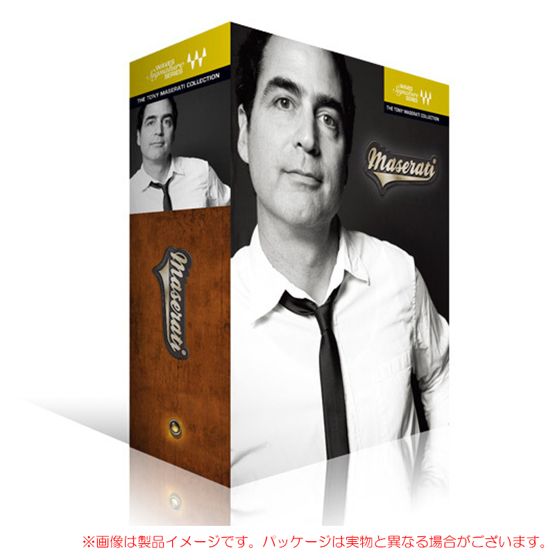 WAVES TONY MASERATI SIGNATURE SERIES 安心の日本正規品!